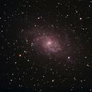 Pinwheel Galaxy,                                Jay Michael