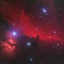 IC 434 - Horsehead nebula,                                Marc Ricard