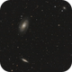 Back to basics - M81/M82 Test From Home T3i/6inchf4/Sirius,                                mikefulb