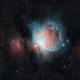 Orion Nebula - QHY163 - Esprit 80 - HA O3,                                Eric Walden