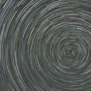Startrail around Polaris (duration 1.6h),                                Frank Breslawski