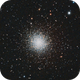 M 13 in Hercules,                                GALASSIA 60