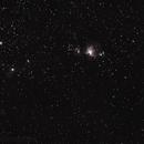 Orion Constellation wide field,                                pterodattilo