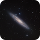 Sculptor Galaxy,                                Nicholas Jones