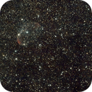 NGC6888 - imaged with a schedule,                                Ian Dixon
