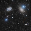 NGC 5364 - NGC 5363 & Co.,                                remidone