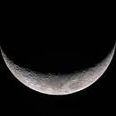 Crescent moon,                                Shannon Calvert
