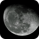 The Moon Captured With My RASA 8 inch,                                Chuck's Astrophot...
