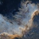 Cygnus Wall in SHO,                                Ryan Fraser