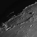 John Herschel large lunar impact crater,                                Jean-Marie MESSINA