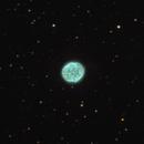 NGC1501 Planetary Nebula,                                Sascha Schueller