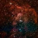 IC1848 soul nebula,                                Marco Henrich