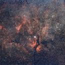 SADR nebula,                                Frigeri Massimiliano