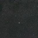 Albireo and C/2014 E2 jacques comet,                                Bach hamba Youssef