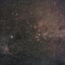 Milkyway Cygnus region, Deneb,                                AstroForum