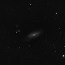 M90: Spiral Galaxy in Virgo,                                jerryyyyy