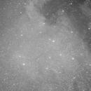NGC7000 - RASA8 First Light,                                Víctor R. Ruiz
