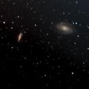 Bode's Galaxy (M81) and Cigar Galaxy (M82),                                jimwgram