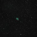 M1 The Crab Nebula,                                Jacob Bers