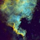 NGC7000,                                Steve Thornton