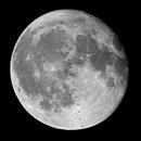 ISS Lunar Transit,                                Hap Griffin