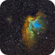 NGC7380  & The Wizard Nebula (2012),                                Kirk
