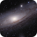 M31 Andromeda Galaxy,                                SpacemanSpiff