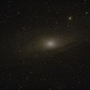 M31 Galaxie d'Andromède,                                Frankensweeniie