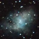 M1. Crab Nebula.,                                Sergei Sankov