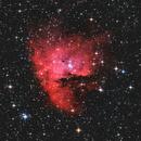 NGC 281 - Pacman Nebula,                                Michael Völker