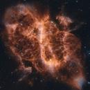 NGC5189,                                David Webster