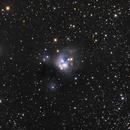 NGC 7129,                                jelisa