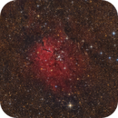 NGC 6820, NGC 6823 & Sh 2-86 - Open Cluster and Nebula,                                Bernhard Zimmermann