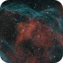 Edge of Vela Supernova Remnant,                                Patrick Dufour