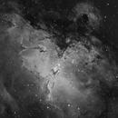 M16 THE EAGLE NEBULA,                                Theodore Arampatzoglou