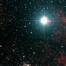 Nebulosités autour de Gamma Cygnus,                                Maxou034