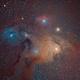 Rho Ophiuchi cloud complex,                                MMX