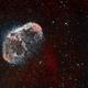 NGC 6888,                                Craig Prost