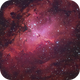 M16 Eagle Nebula - OSC + Ha and OIII :-),                                Daniel Nobre