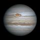 Jupiter 28 April,                                LacailleOz