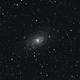 M33 - The Triangulum Galaxy,                                Greg Dyer