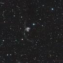 NGC 4038/4039 The Antennae Galaxies,                                Jonathan FERTIL