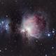 M42 - Orion Nebula,                                TimothyJinx