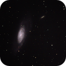Messier 106 Spiral Galaxy + Some Other Galaxies,                                Jason Doyle