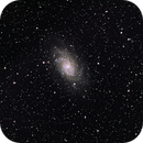 Triangulum Pinwheel Galaxy M33,                                Jon Stewart