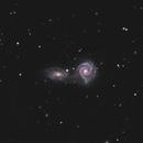 Arp 271 (NGC 5426 & NGC 5427),                                Chris Sullivan