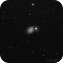 M51  crop,                                Michael_Xyntaris