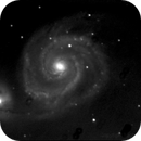 M51 First guided image,                                Michael Wagner