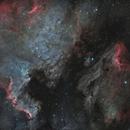 NGC6000 Mosaic,                                Gion