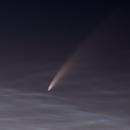 Comet C/2020 F3 ~ Neowise @135mm,                                Chris Parfett @astro_addiction